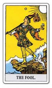 Tarot Fool-1