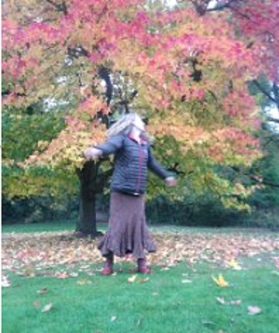 Marian Rose in Autumn